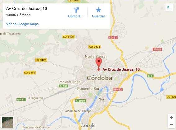 Certificado Energético Córdoba